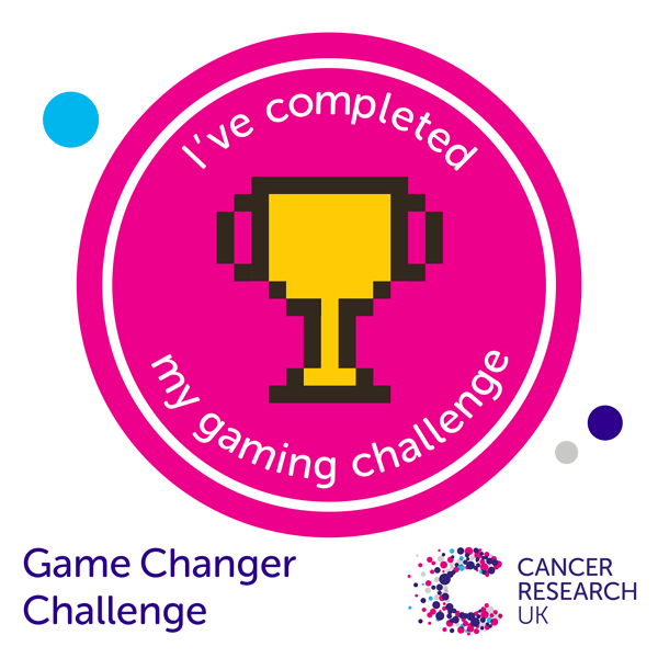 Game Changer Challenge completion