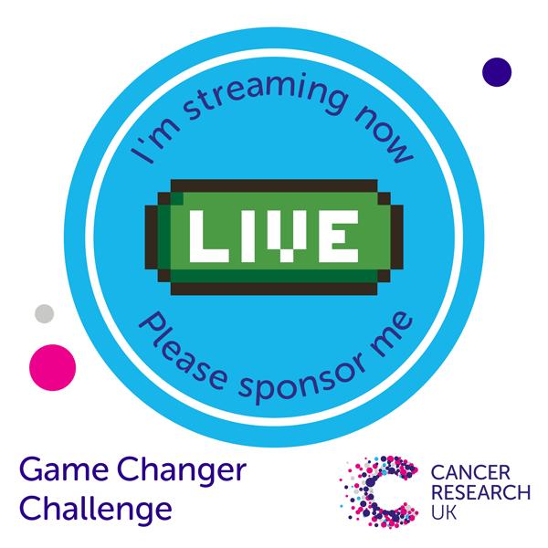 Game Changer Challenge sponsor me