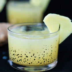 Lemon & Ginger Mocktail