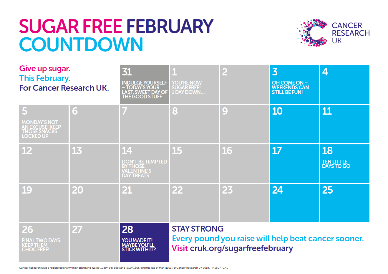 fundraising ideas | cancer research uk