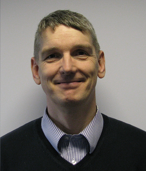 Photo of Dr Chris Tasker
