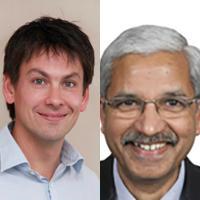 Lead applicants Duncan Gilbert and Lalit Kumar