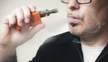 Popcorn lung and e-cigarettes