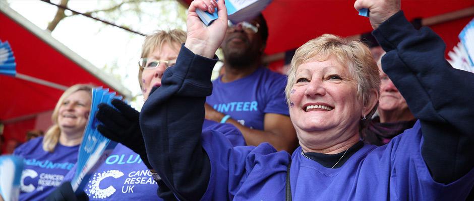 Events volunteer