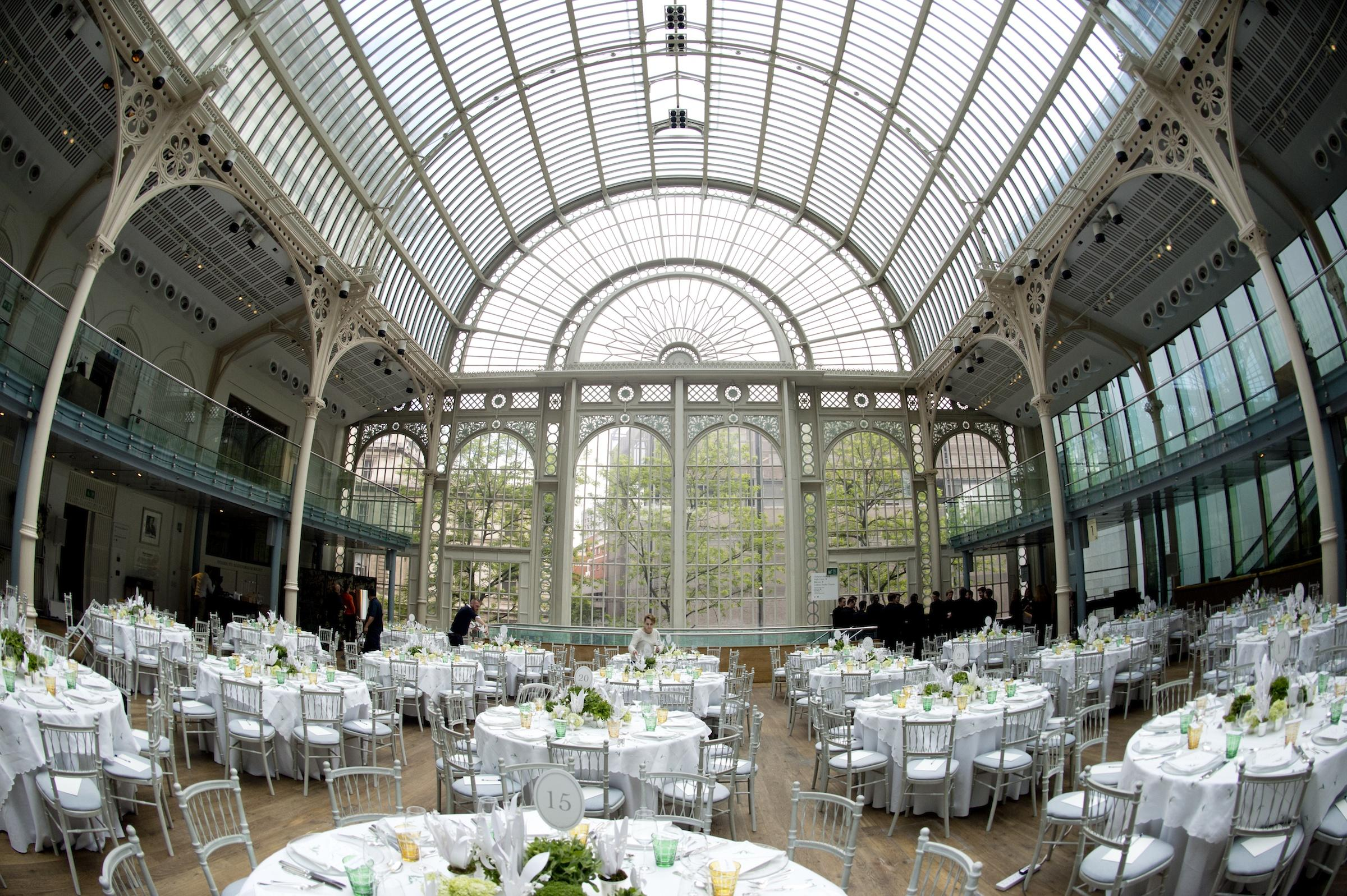 Paul Hamlyn Hall at the Royal Opera House, which is the venue for Foreign Sisters 2019.