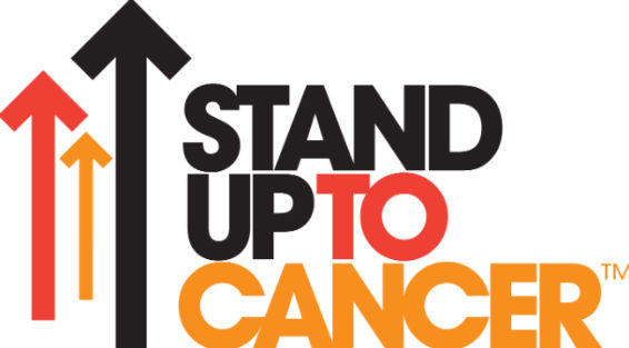 Logo of stand up to cancer