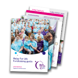 Relay For Life fundraising guide