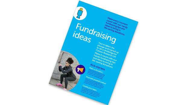 Squat challenge fundraising ideas pack