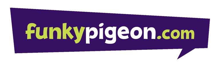 Funky Pigeon logo