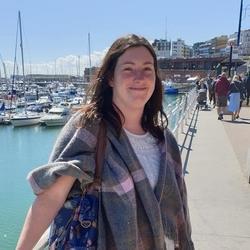 Georgina Barrett - Senior Integration Developer at CRUK