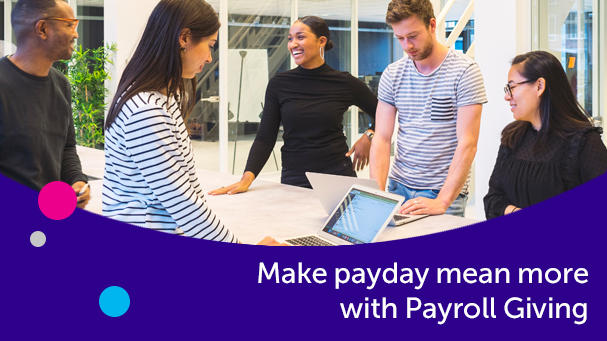 Make payday mean more