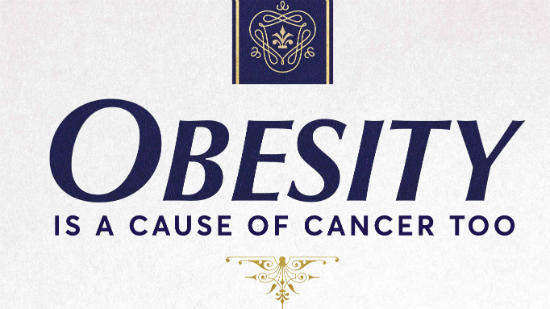Obesity campaign image