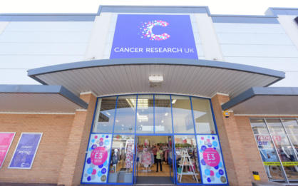 Cancer Research UK Holyhead superstore