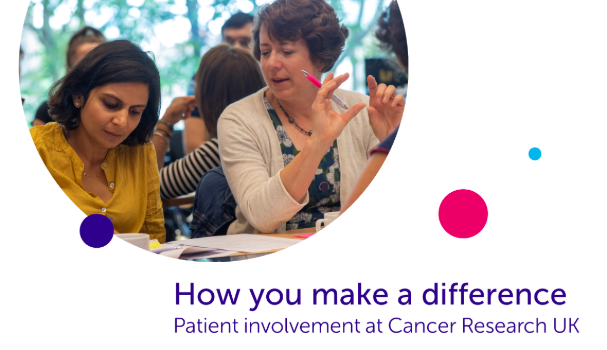How patient involvement makes a difference