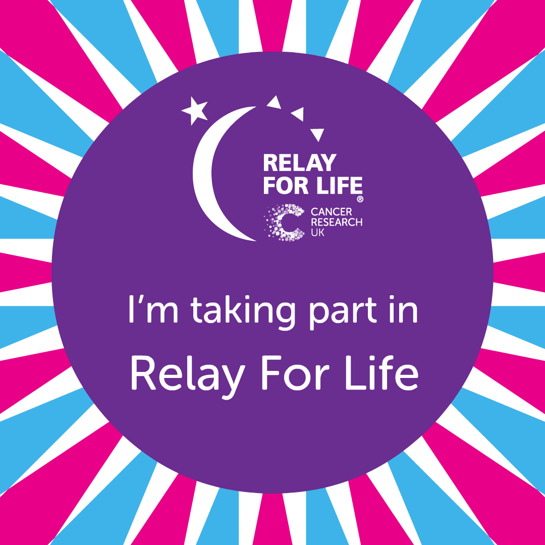 Relay For Life - I've Signed Up Badge