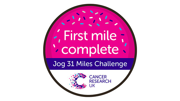 Jog 31 Challenge