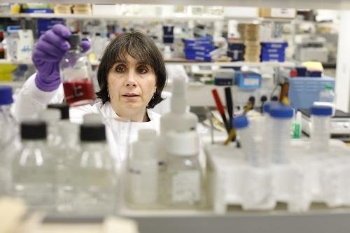 Karen, a researcher from Glasgow
