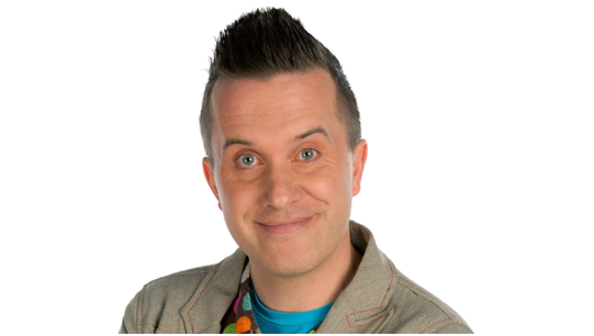 Mister Maker, supporter of the Cancer Research UK for Children & Young People Star Awards