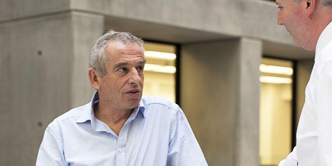 Prof Nic Jones