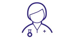 Nurse icon.