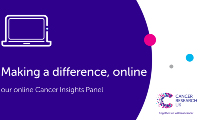 online cancer insights panel logo