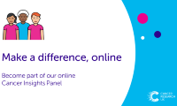 online cancer insights panel logo