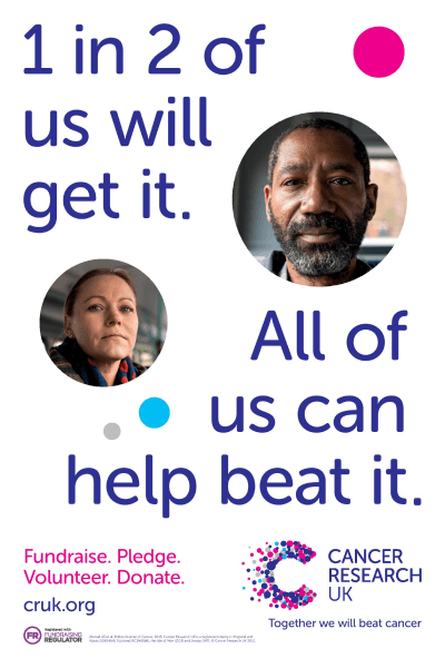 Play your part campaign poster