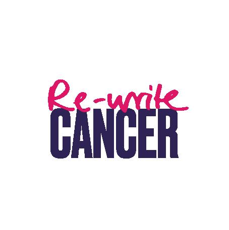 Re-write cancer logo