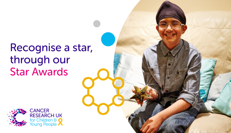 Recognise a star, through our Star Awards
