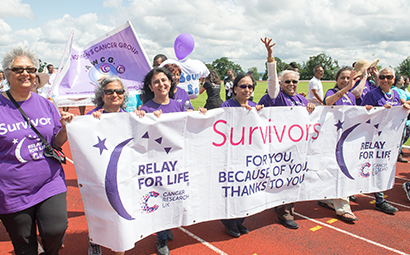 Join us as Relay For Life South East Survivors