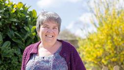 Amanda an ovarian cancer patient