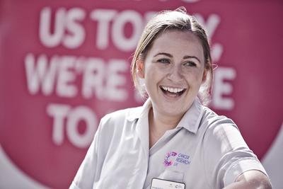 Cancer Research UK Nurse