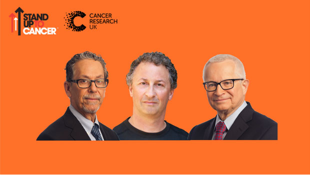 CRUK SU2C Lustgarten Foundation Pancreatic Cancer Dream Team