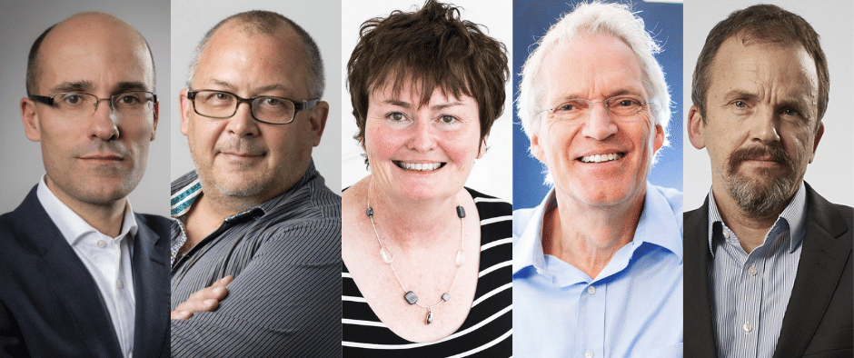 Cancer Grand Challenges scientists recognised in recent fellowship elections
