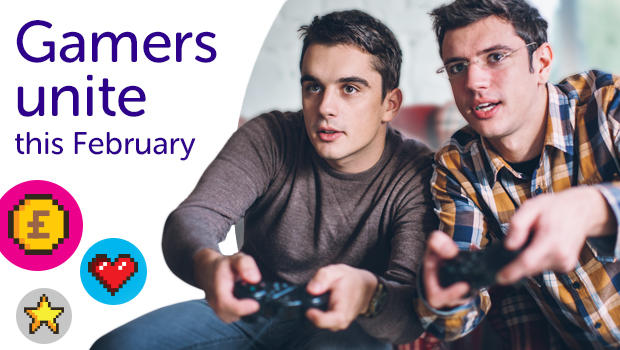 Gamers unite this february