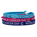 World Cancer Day 2020 Unity Bands