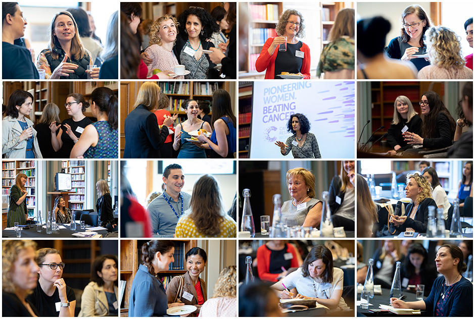 Women of Influence annual networking meeting