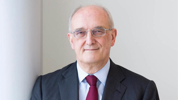 Image depicting the Chair of Cancer Research UK, Professor Sir Leszek Borysiewicz