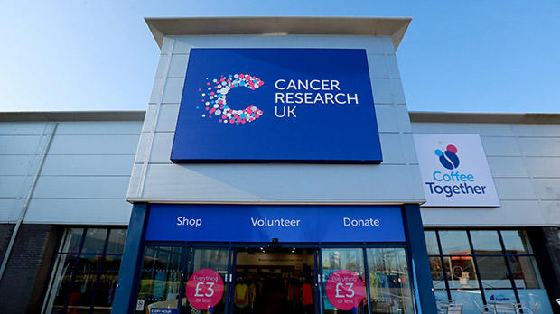 Cancer Research UK's Bristol superstore