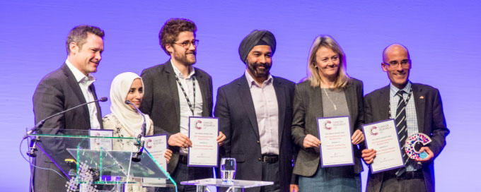 Tumour Heterogeneity Team - Translational Cancer Research Prize Winners