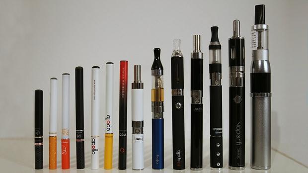 Electronic cigarette e cig liquid totally wicked e cigs