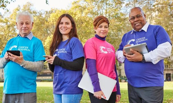 Campaign for Cancer Research UK