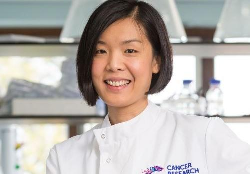 Dr Sean Lim, immunology researcher at the Cancer Research UK Southampton Centre
