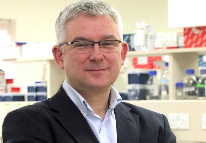 Professor Steve Clifford