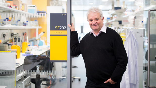 Sir Paul Nurse, director of the Francis Crick Institute