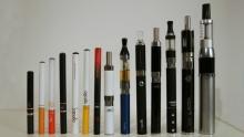 Variety of e-cigarettes