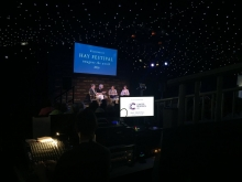CRUK science at the Hay Festival