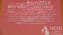 Tweets from the 2014 NCRI Cancer Conference