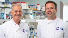 Prof Paul Dyson and Dr Lee Parry