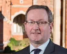 Prof Patrick Johnston